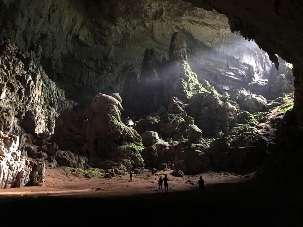 Hang dơi Kho Mường - Sơn Đoòng của Thanh Hóa