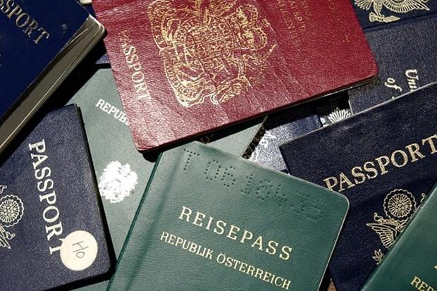 Top 10 quốc gia sở hữu hộ chiếu quyền lực nhất thế giới năm 2020