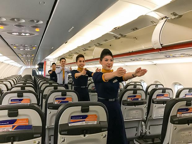 Đặt mua vé máy bay Pacific Airlines giá rẻ