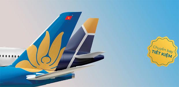 Vietnam Airlines và Pacific Airlines dành tặng ưu đãi đặc biệt với đồng Giá Nội Địa 88.000 VND
