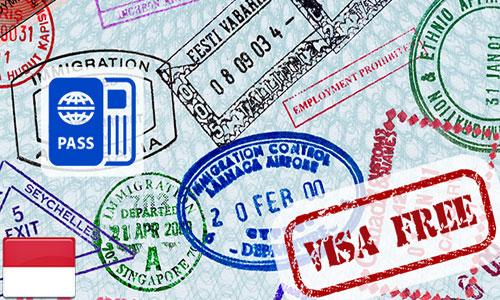 Danh sách các Quốc gia/Lãnh thổ miễn visa cho công dân Việt Nam