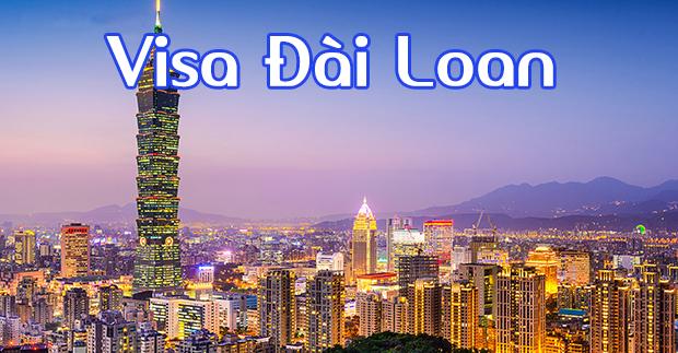 Làm thế nào xin Visa du lịch Đài Loan
