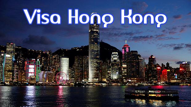Làm thế nào xin Visa du lịch Hong Kong