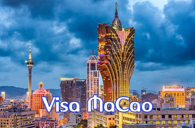 Làm thế nào xin Visa du lịch Macau