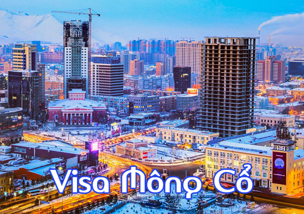 Làm thế nào xin Visa du lịch Mông Cổ